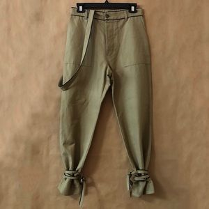 Boy. Band of Outsiders | Utility Suspender Pants